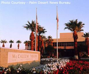 The McCallum Theater